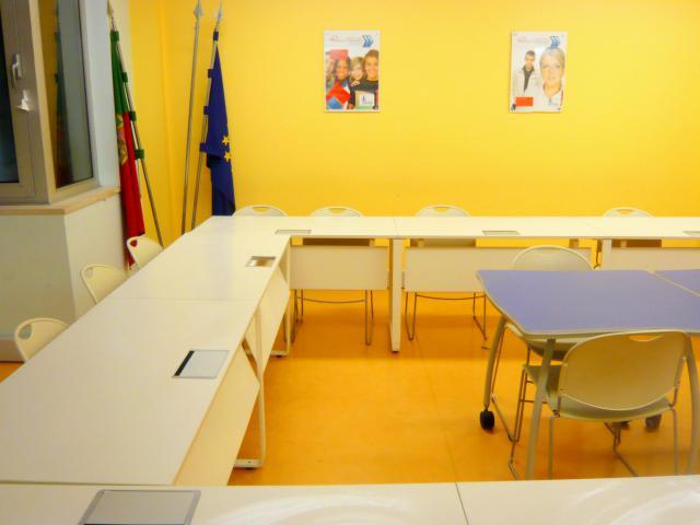 Instituto Unicenter do Porto - Galeria de Fotos - Sala de Formação 2