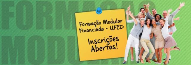 Formação Modular Certificada-Cursos Financiados